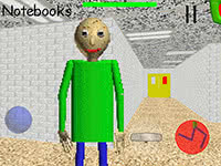 Baldi's Basics in Education and Learning for Android